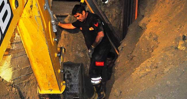 Manisa'da iş kazası