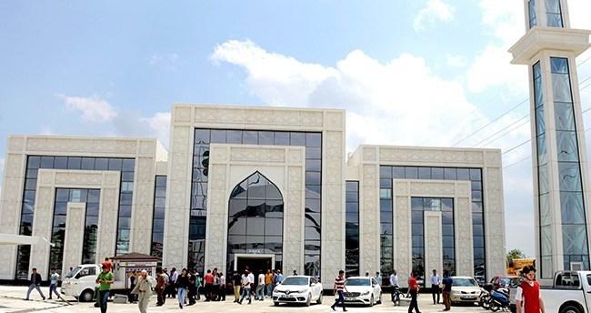 Meram'a Bin 800 Kişilik Cami