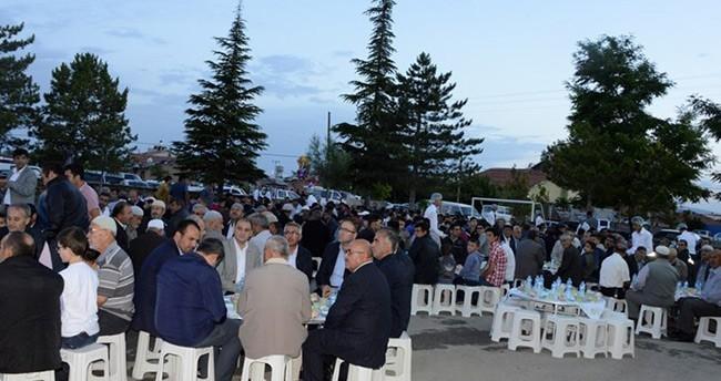 Meram'da Ramazan etkinlikleri