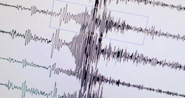 Muğla'da 3,6 'lık deprem