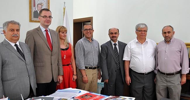 NEÜ Erasmus'ta Polonya ile anlaştı
