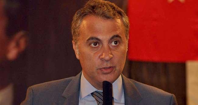 Orman: 'Artık Beşiktaş'ta 'hep al' devri bitmiştir'