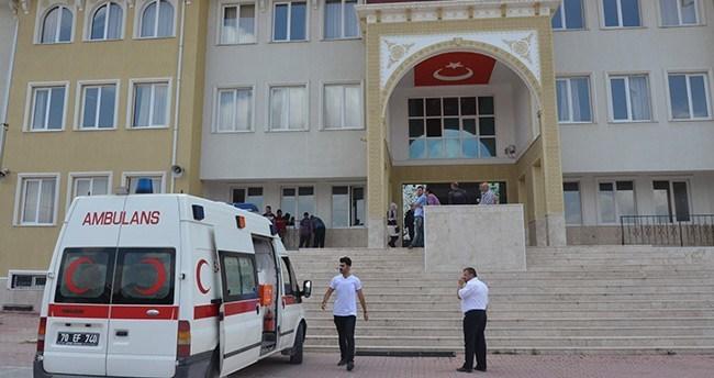 Oy Kullanmaya Ambulans ile gittiler