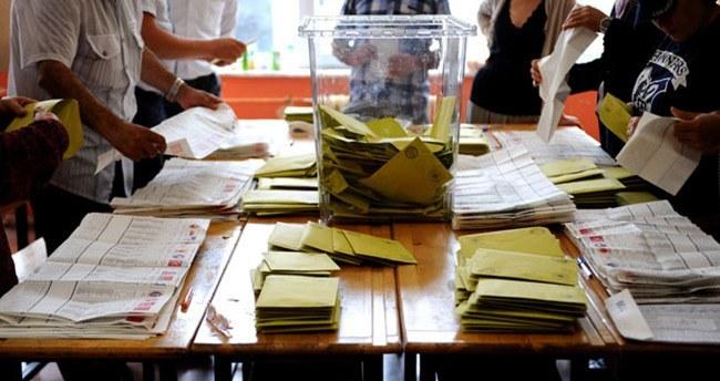 Oy verdiğiniz sandıkta hangi parti ne kadar oy aldı?