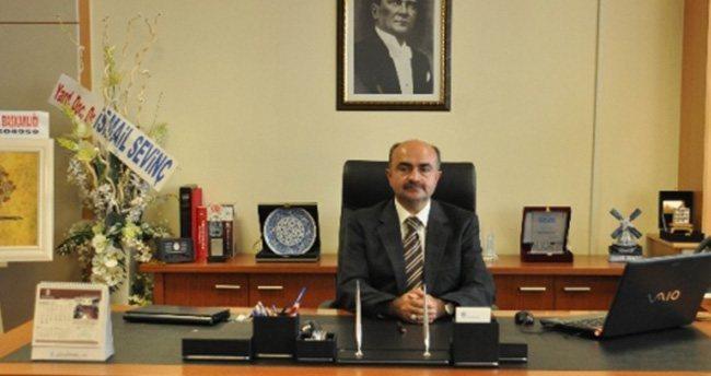 Prof. Dr. Önder Kutlu Neü Rektör Yardımcılığı Görevine Başladı