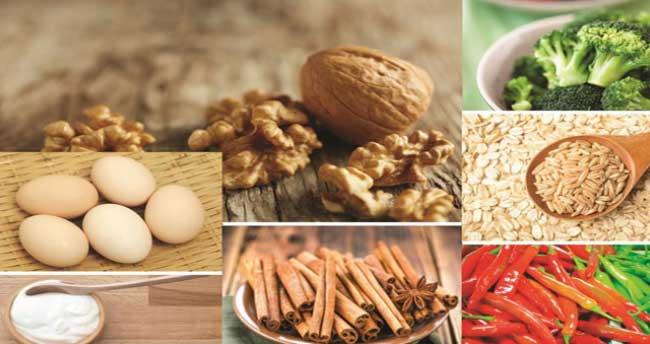 Ramazan sofralarında eksik edilmemesi gereken 7 besin