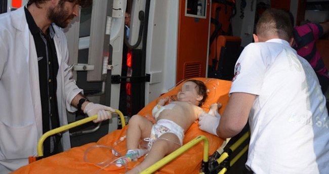 Sarıyer'de silahlı saldırıda biri bebek 4 kişi yaralandı