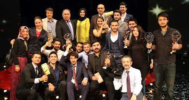Selçuk İletişim'e TRT'den 9 Ödül