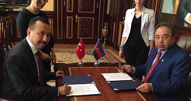 Selçuk Üniversitesi Azerbaycan'daki dört üniversitesiyle işbirliği yapacak
