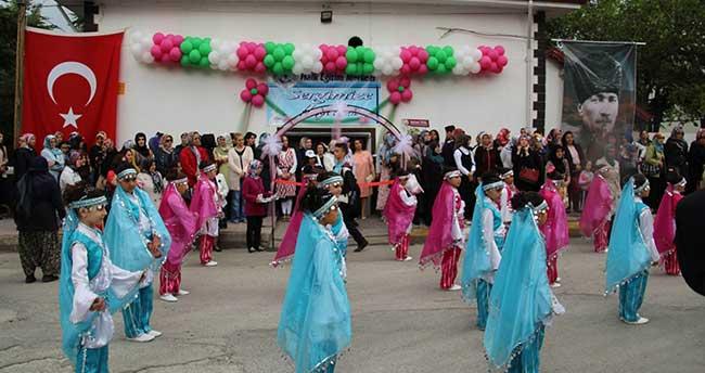 Seydişehir Hem Yılsonu sergisi açıldı