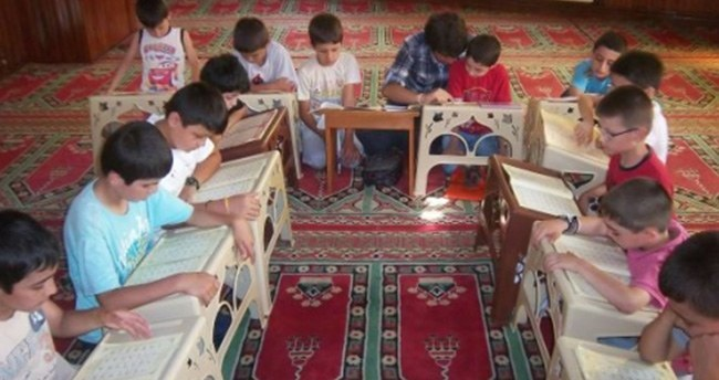 Seydişehir'de yaz Kur'an kursları açıldı