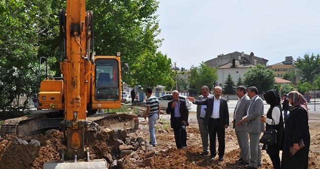 Seydişehir'e 24 Derslikli İki Yeni Okul