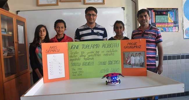 Seydişehirli Öğrencilerin Projeleri Tübitak Türkiye Finaline Katılıyor