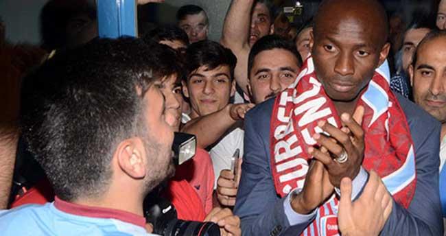 Stephane M'bia Trabzon'da