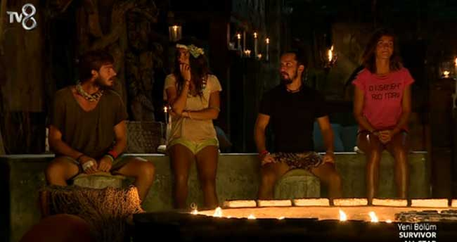 Survivor All Star'da konsey heyecanı
