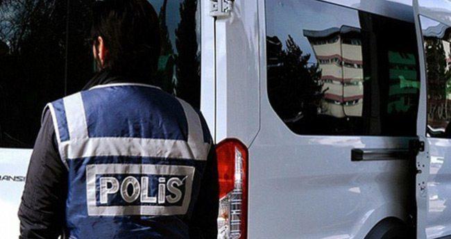 'Tahşiyeciler' kumpasında 20 polise gözaltı
