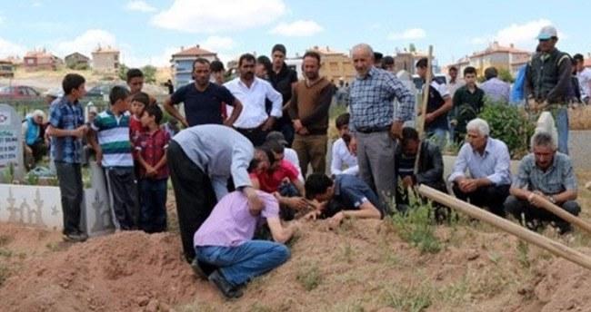 Tatil olunca inşaatta çalışmaya başlayan lise öğrencisi Abdullah öldü