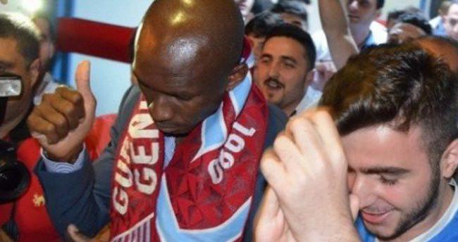 Trabzon'da mutlu son! İmza tamam