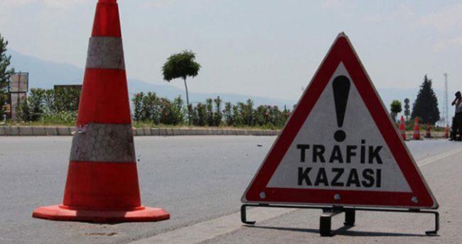 Yozgat'ta iki otomobil çarpıştı: 4 yaralı