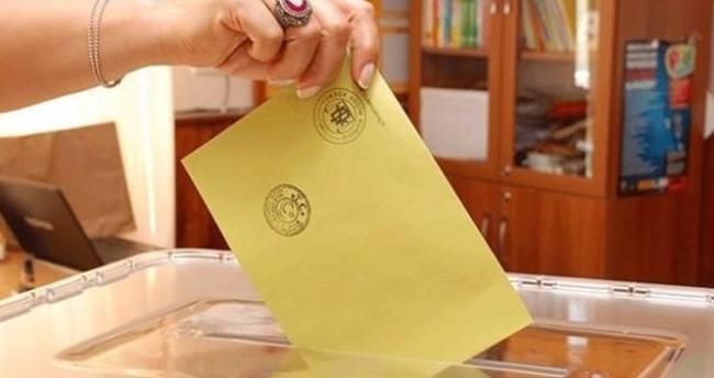 YSK'dan seçim yasağı düzenlemesi