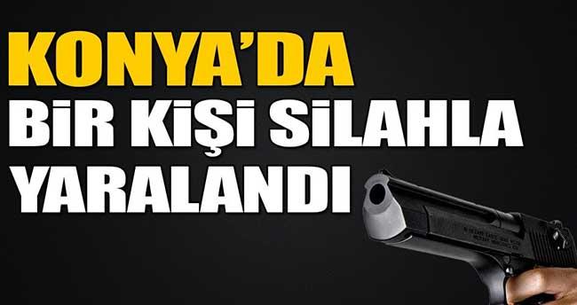 Yunak'ta Tarla Kavgası: 1 Yaralı