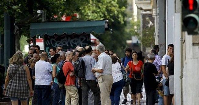 Yunanistan'da 60 eurodan fazlası yasak!