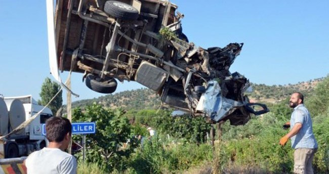 15 kişinin öldüğü kazada şok detay!