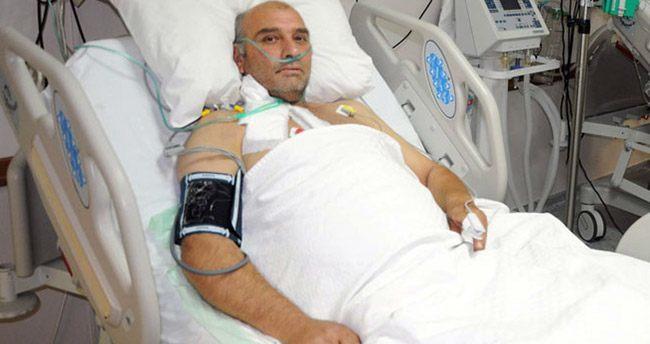 3 günde 250'den fazla kalp krizi geçirdi