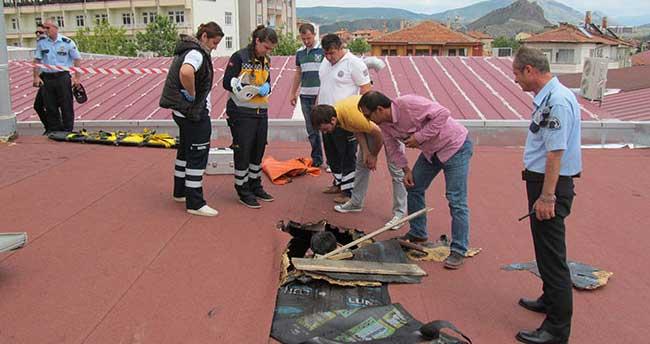 65 metrelik kuleden atladığı iddia edilen genç öldü