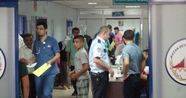 Adana'da peynirden zehirlenen 11 kişi tedavi altına alındı