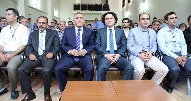 AK Parti Konya İl Teşkilatı üyeleri, kapalı cezaevini ziyaret etti