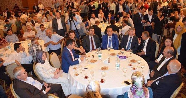 AK Parti Konya İl Teşkilatında Bayramlaştı