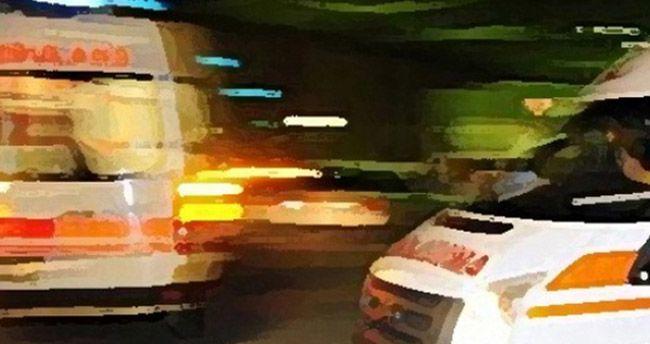 Ankara'da trafik kazası: 2 ölü