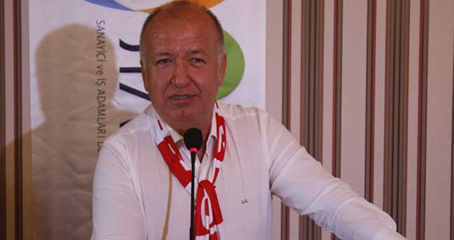 Antalyaspor Başkanı Gencer, Valdes'i işaret ederek gün verdi