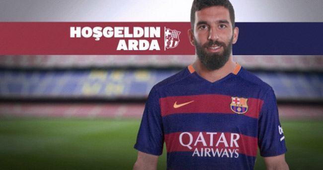 Arda Turan'dan Atletico Madrid'e duygusal veda
