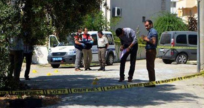 Aydın'da Polise bıçakla saldıran bir kişi vurularak öldürüldü