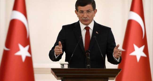 Başbakan Davutoğlu 'Başarılı bir operasyon gerçekleşti'