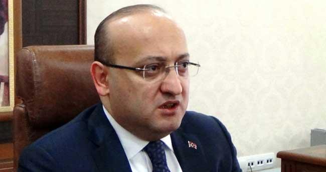 Başbakan Yardımcısı Akdoğan'dan HDP'ye eleştiri