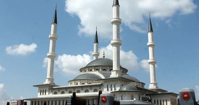 Beştepe Millet Camii ibadete açıldı