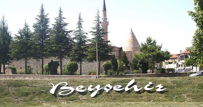 Beyşehir'de Peyzaj Çalışmaları