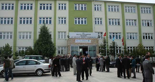 Bin 145 öğrenci Beyşehir'i tercih etti