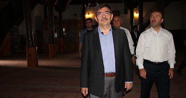 Çevre ve Şehircilik Bakanı Güllüce, Konya'da