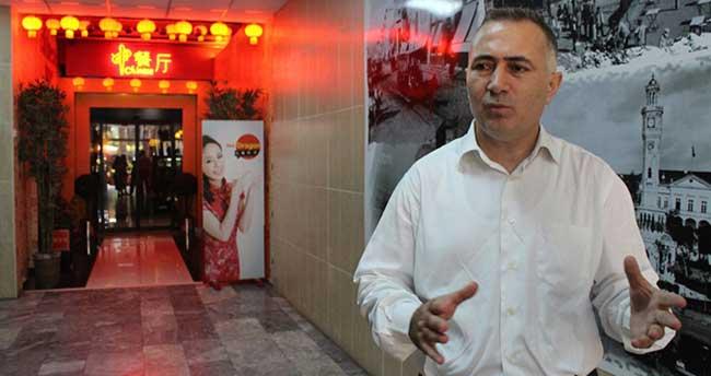 Çin restoranının sahibi MHP'li Vekil Adayı
