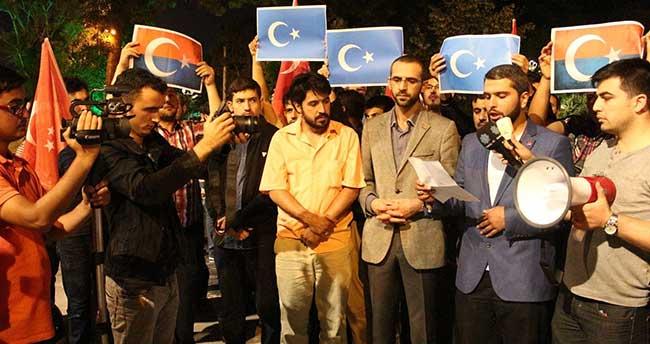 Çin'de Uygur Türklerine yönelik saldırılar