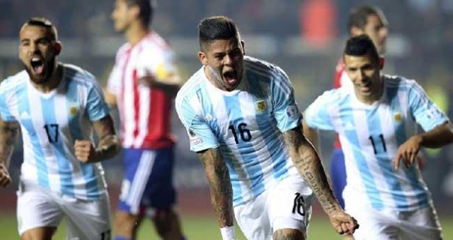 Copa America'da finalin adı, Arjantin-Şili