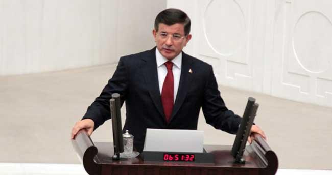 Davutoğlu'ndan flaş koalisyon açıklaması