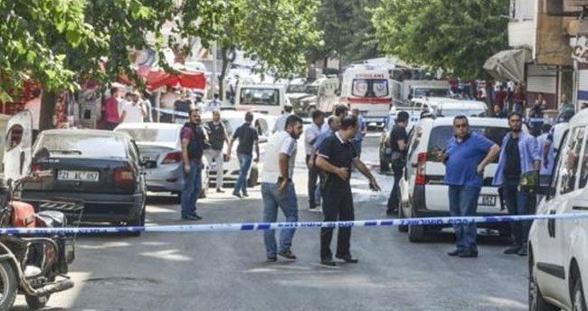 Diyarbakır'dan acı haber: 1 polis şehit, 1 yaralı