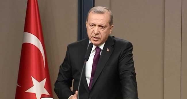 Erdoğan: 'Operasyonlar devam edecek'