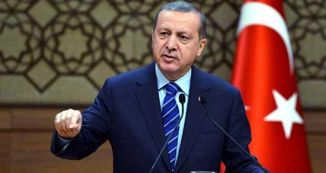 Erdoğan: 'Operasyonlar devam edecektir'