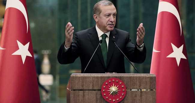 Erdoğan'dan Doğu Türkistan açıklaması